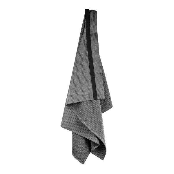 The Organic Company Wellness Towel Piqué 111 Evening grey