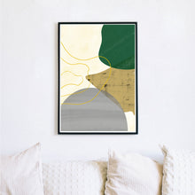 Lade das Bild in den Galerie-Viewer, Art Formen Poster