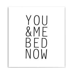 You & Me Bed Now Bild