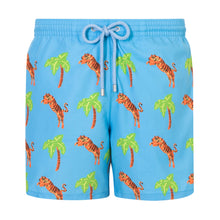 Load image into Gallery viewer, Tigers | Blue / Originals / Swimwear Shorts