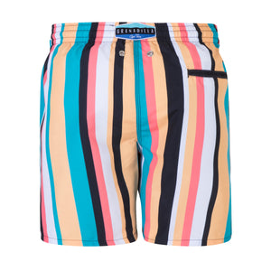 Striped | Multi-color / Originals / Swimwear Shorts