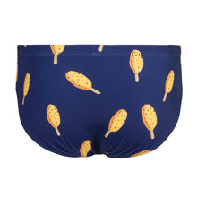 Load image into Gallery viewer, Briefs | Men Navy Lollies