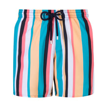 Load image into Gallery viewer, Striped | Multi-color / Originals / Swimwear Shorts