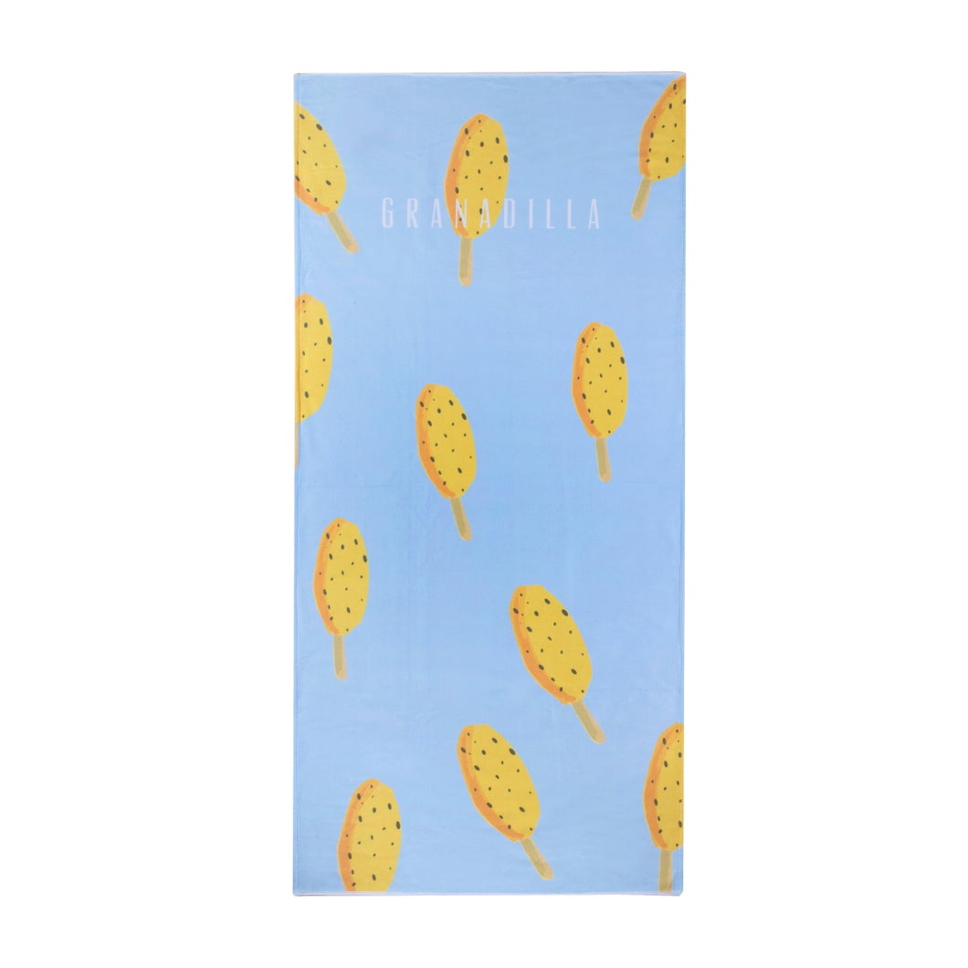 Granadilla Lolly | Blue / Beach Towel