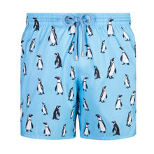 Load image into Gallery viewer, Penguins | Baby Blue / Eco Originals