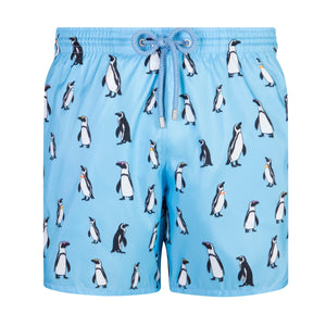 Penguins | Baby Blue / Eco Originals