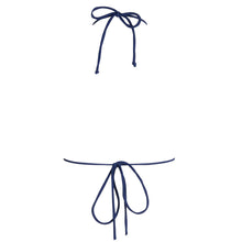 Load image into Gallery viewer, Strappy Top | Navy Lollies