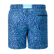 Load image into Gallery viewer, Leopard Print | Blue / Basics