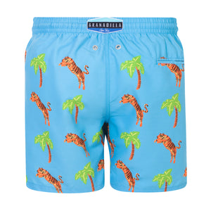 Tigers | Blue / Originals / Swimwear Shorts