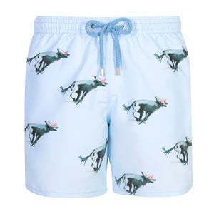 Makamo Dogs | Baby Blue / Originals / Swimwear Shorts