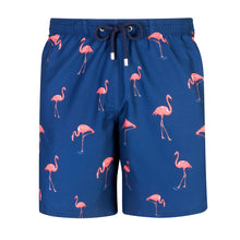 Load image into Gallery viewer, Flamingo | Navy / Long