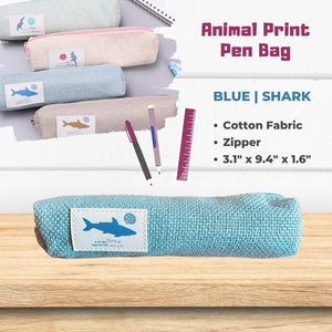 Unique Animal Print Pen Bags