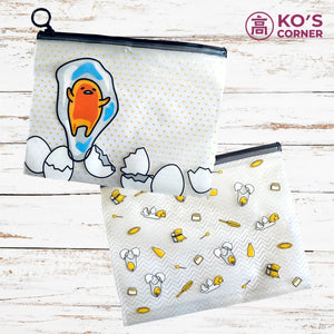 Gudetama File Bags (Set of 2)
