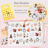 Animal Farm Box Stickers