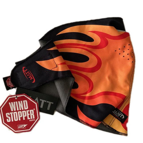 Flames Windstopper Facemask