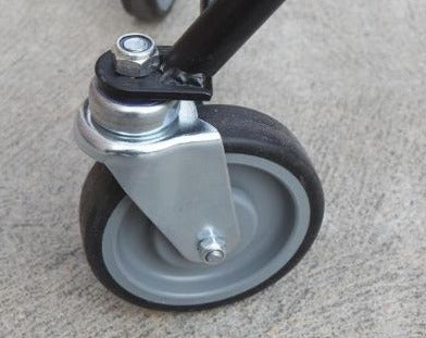 Swivel Wheel for Coaching Trolley