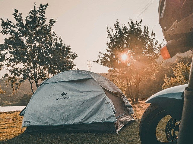 Motorcycle Camping: How to Find the Perfect Camp Spot