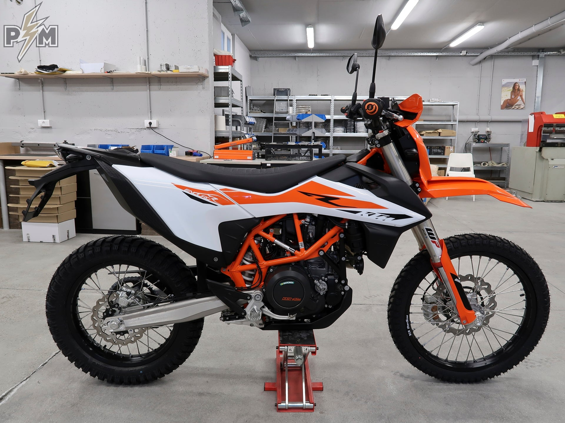 2019 KTM 690 Enduro R - first impressions