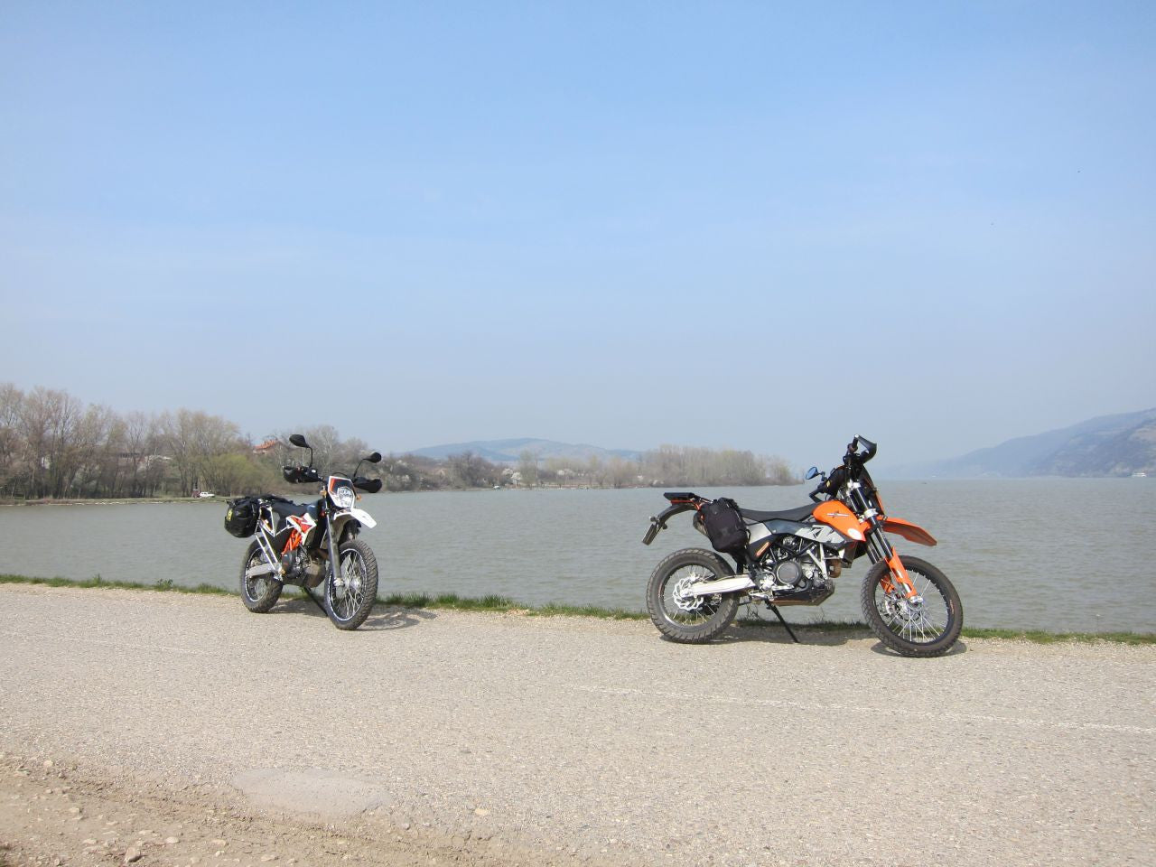 Ride pictures - March 2016. - Djerdap, Serbia