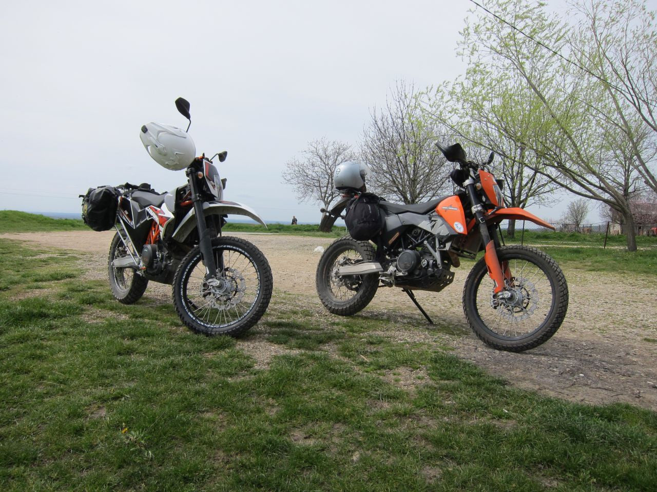 Ride pictures - March 2016. - Fruska Gora, Serbia