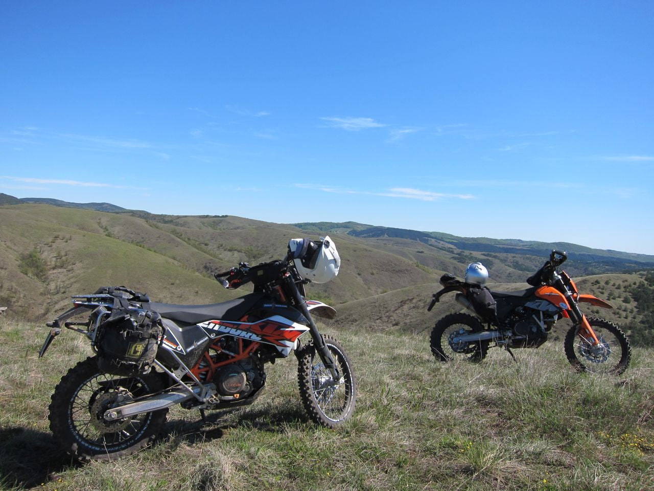 Ride pictures - April 2016. - Tara and Zlatibor, Serbia