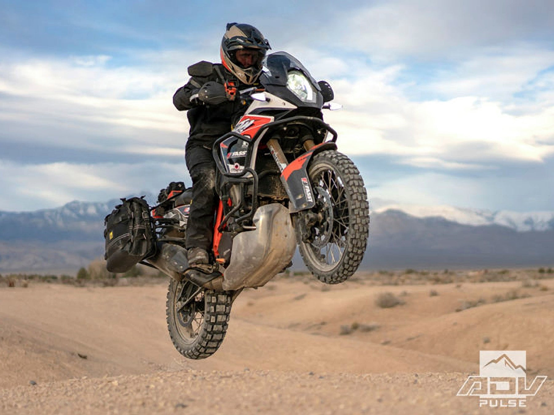 KTM Twins 'Ultimate' KTM 1090 Adventure Build