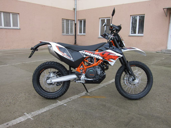 Perun moto test bike - 2016 KTM 690 Enduro R