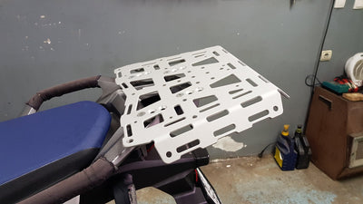 Honda CRF1000L Africa Twin Luggage rack