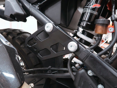 KTM 1X90 Lower side brackets