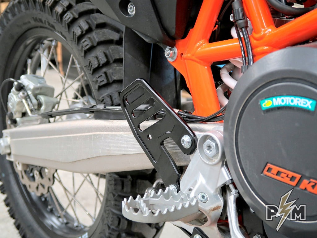KTM 690 Enduro / Husqvarna 701 Heel Guards