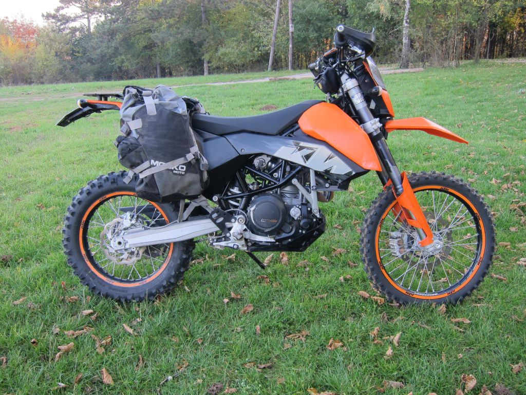 ktm 690 enduro 2008 2018 luggage rack sd perun moto. Black Bedroom Furniture Sets. Home Design Ideas