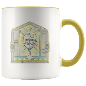 Paladin's Pure Six-Bean Espresso - 11oz Mug - Geek House Coffee