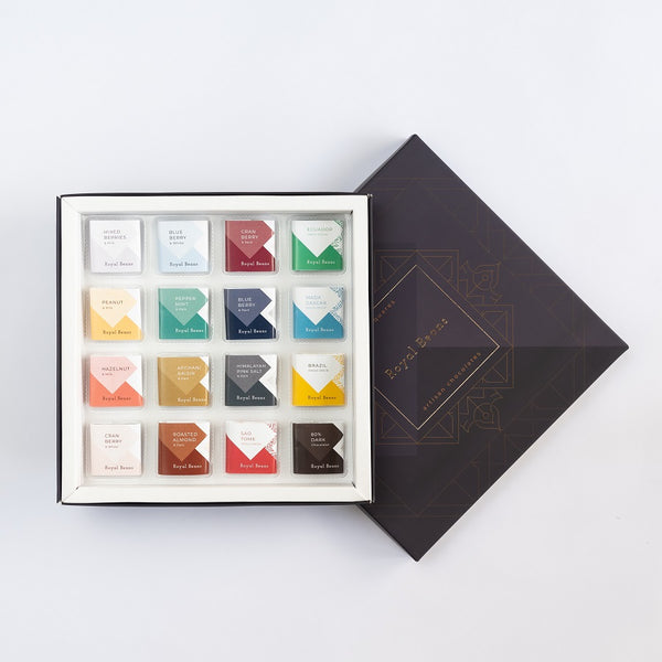 Chocolate Squares - Assorted Solid Chocolates (Box of 9 & 16)