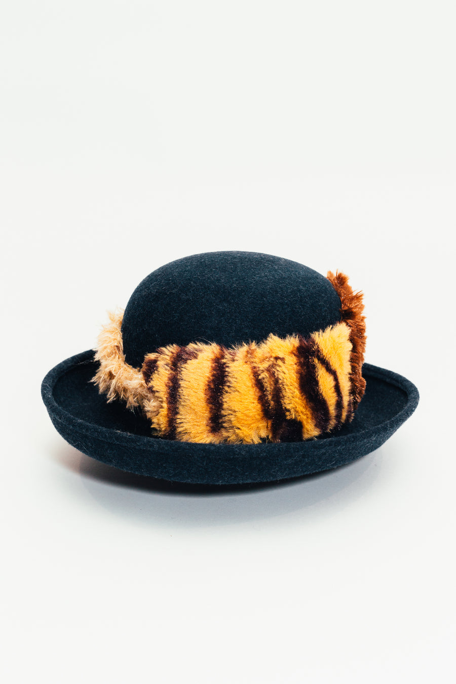 Lions and Tigers and Bears Bowler Hat