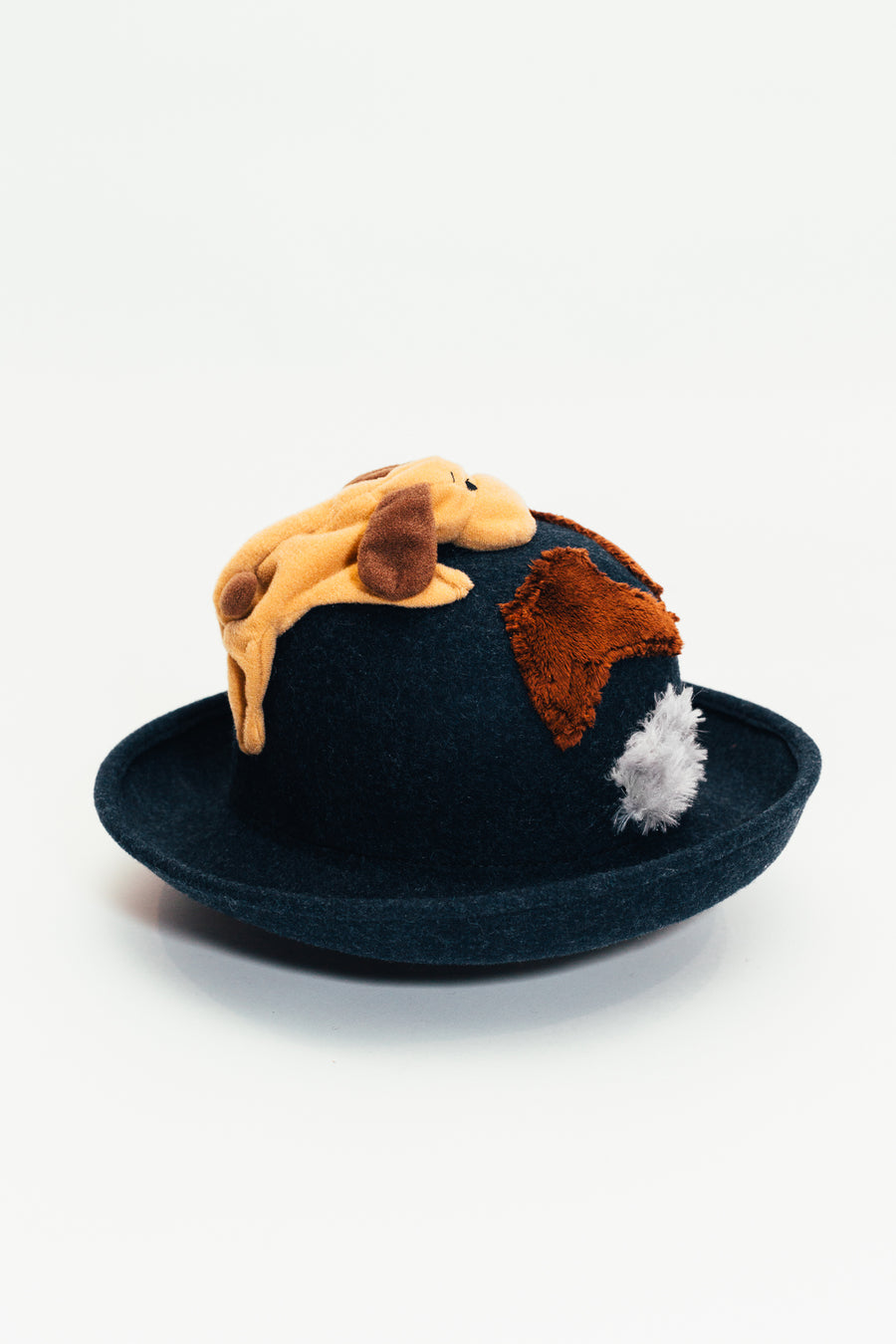Mad Dog Bowler Hat