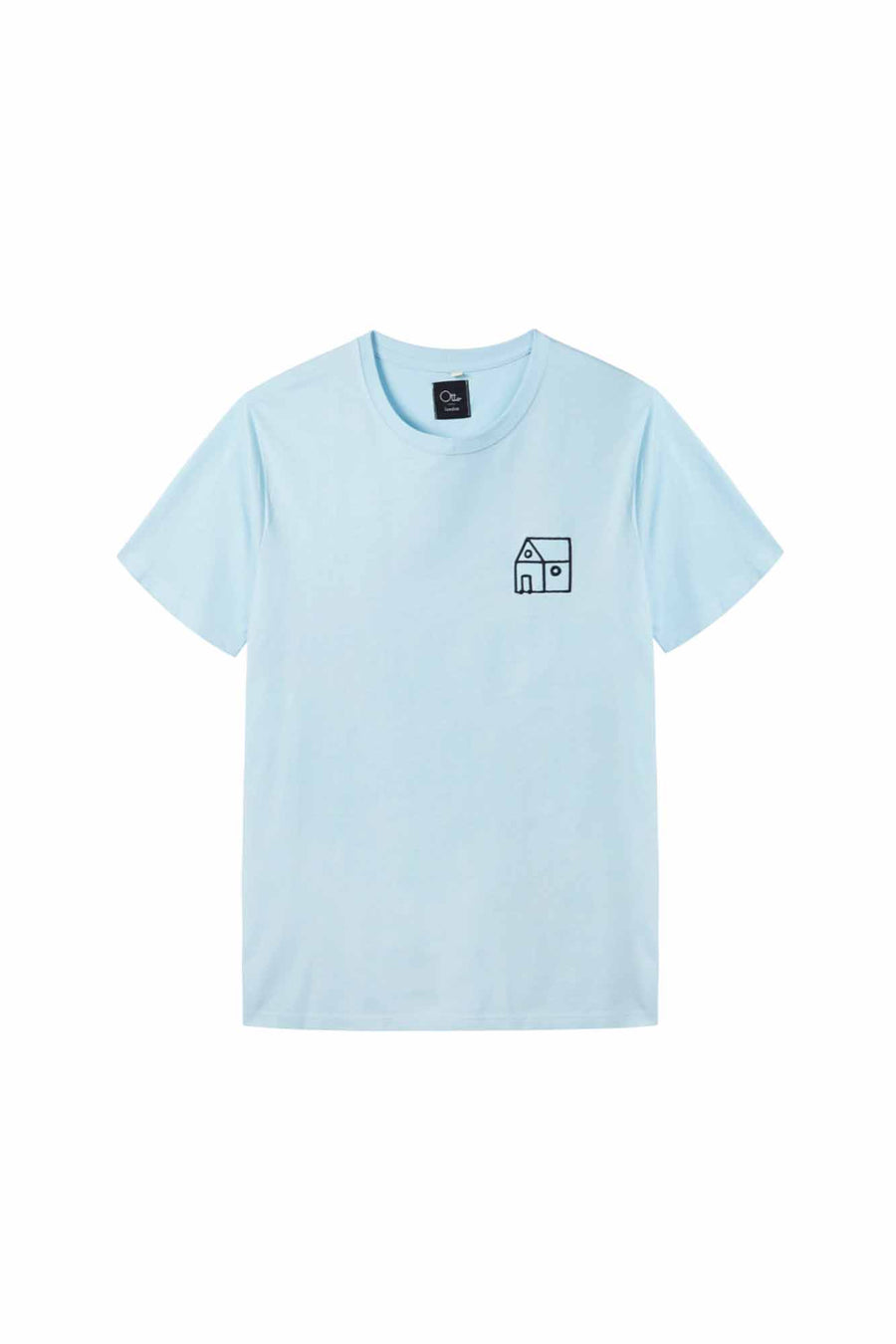 RAA x Otto London Tee - Aquamarine