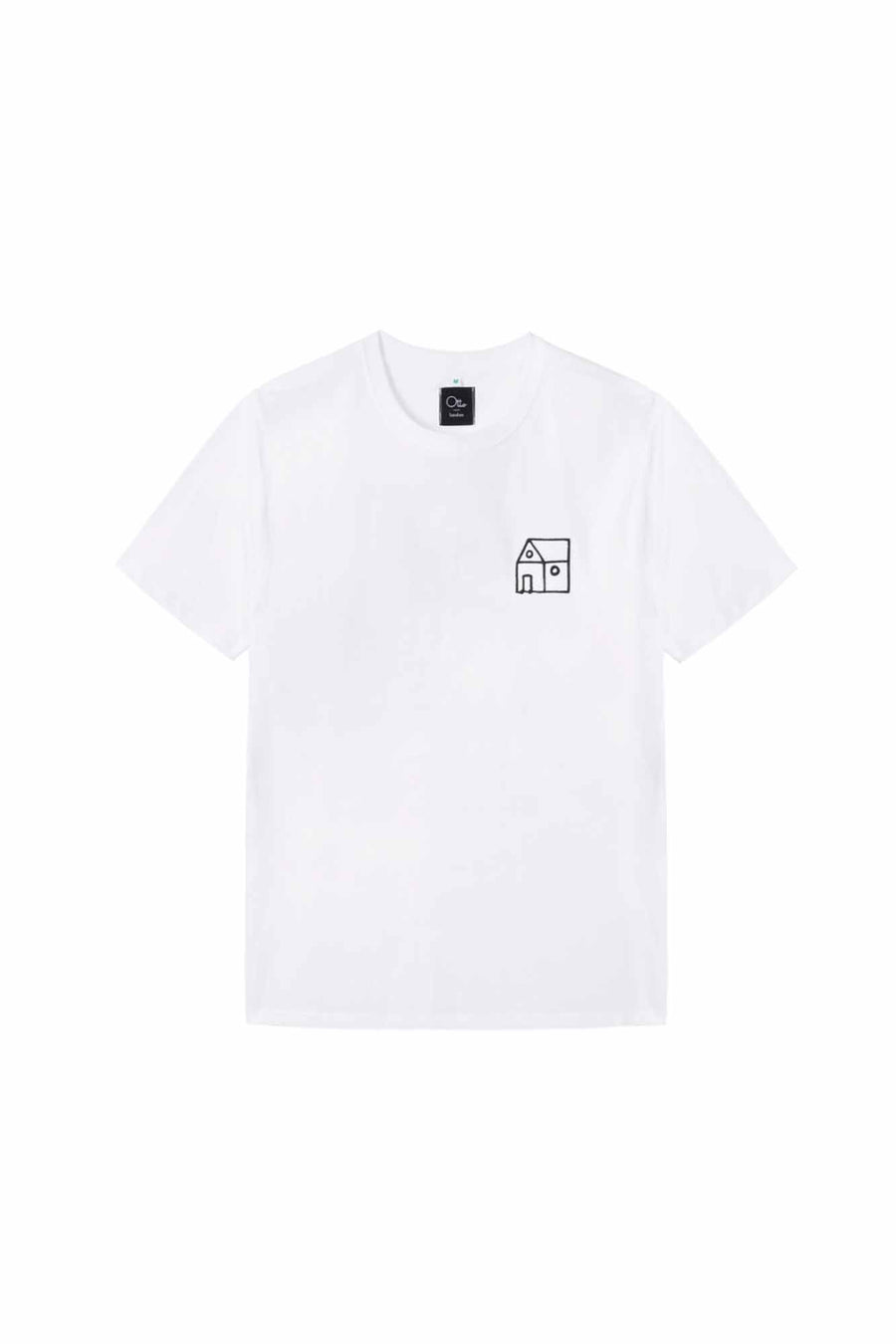 RAA x Otto London Tee - White