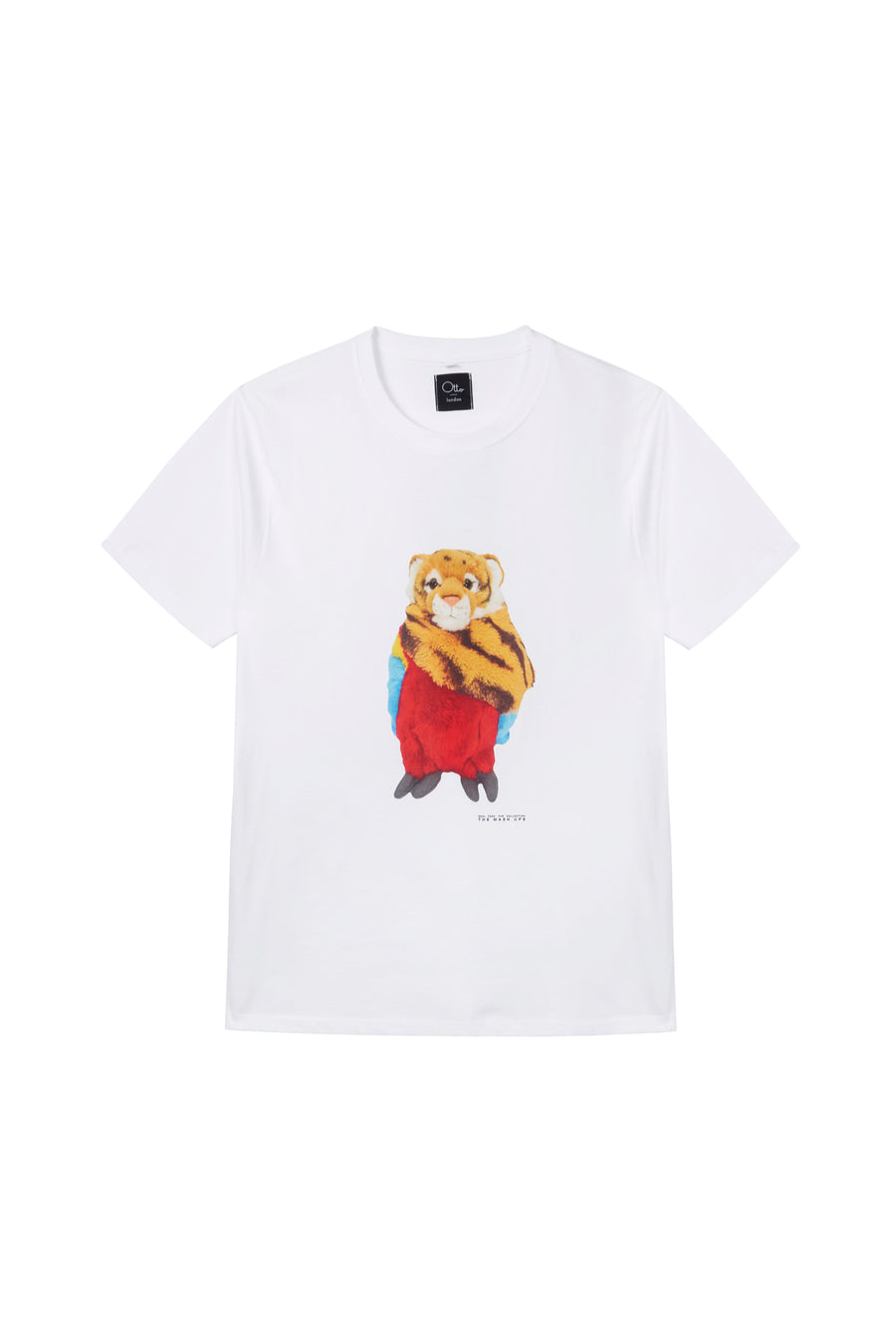 Tima Crew neck T-shirt in White
