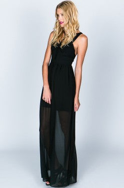 Northern Lights Maxi Dress - MOSS