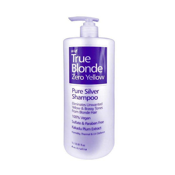 Hi Lift True Blonde - Zero Yellow Shampoo - MOSS