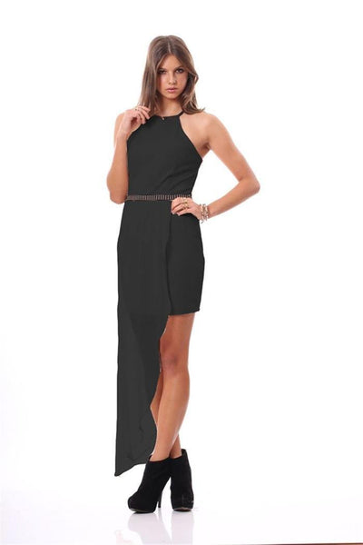Blurred Lines Dress - MOSS Clothing