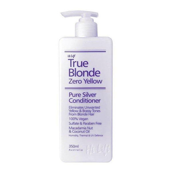 Hi Lift True Blonde - Zero Yellow Conditioner - MOSS