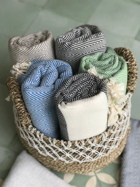 Turkish Towels by Bali Sultans