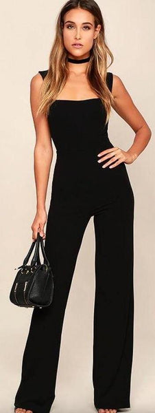 Enticing Jumpsuit - MOSS Clothing