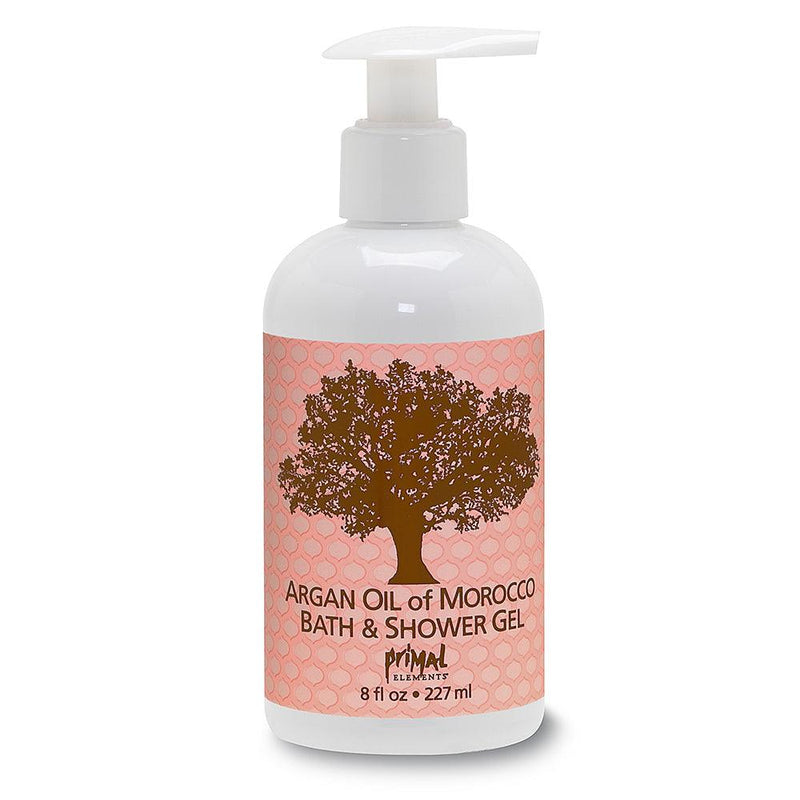 Bath and Shower Gel 8 oz. - ARGAN OIL OF MOROCCO