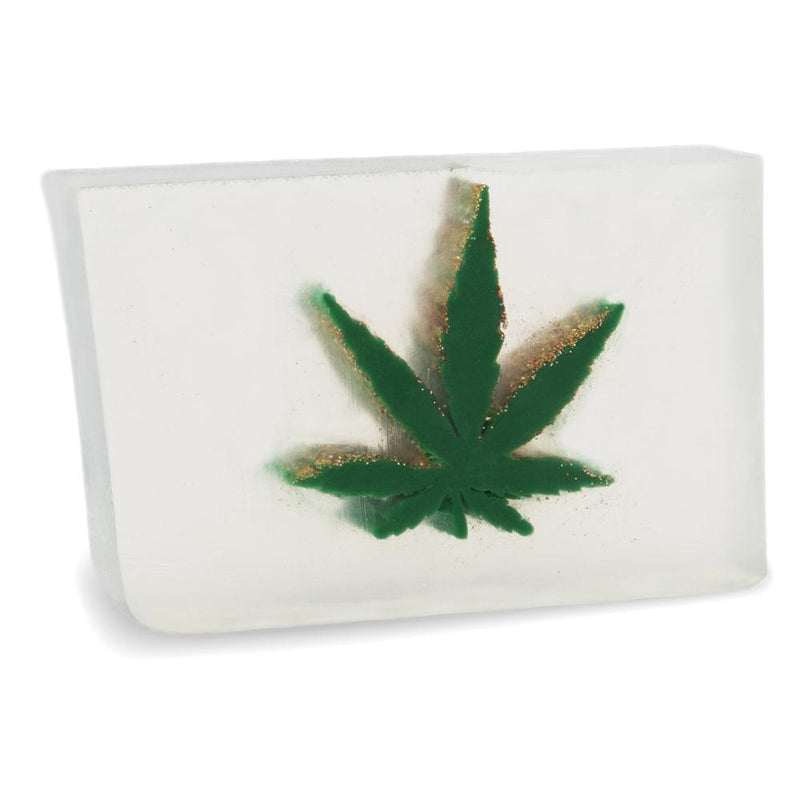 Bar Soap 5.8 oz. - POT LEAF
