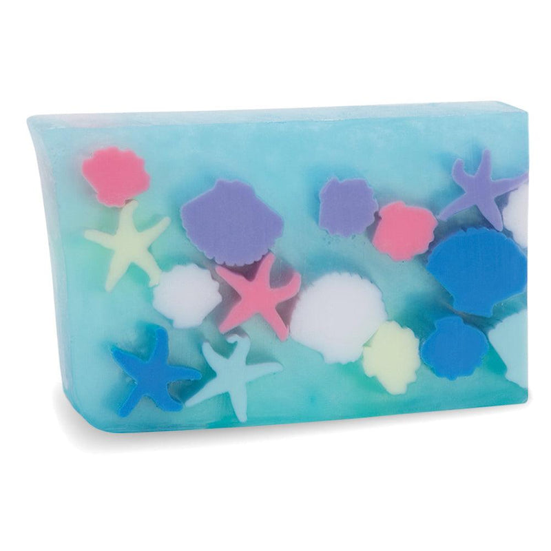 Loaf Soap 5 Lb. - SEASHELLS & STARFISH