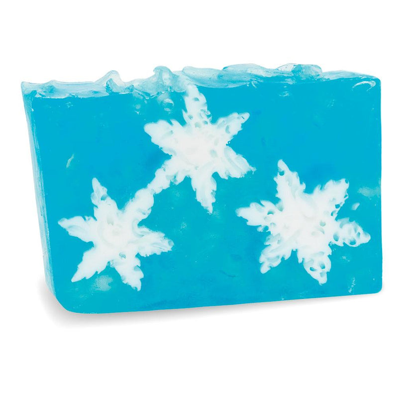 Bar Soap 5.8 oz. - SNOWFLAKES