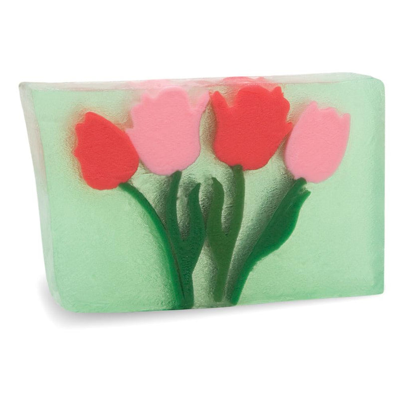 Bar Soap 5.8 oz. - TULIPS