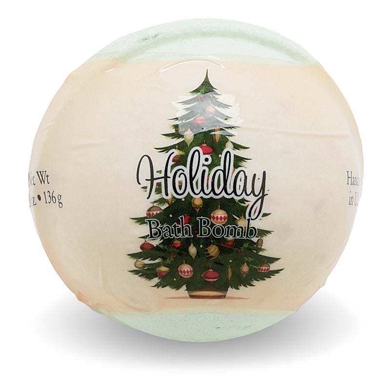 Bath Bomb - HOLIDAY